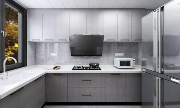 120平米三室三厅混搭风格厨房效果图