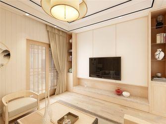 70平米一室两厅中式风格客厅效果图