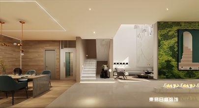 140平米四室六厅现代简约风格阳台图片