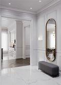 120平米三室两厅法式风格走廊欣赏图