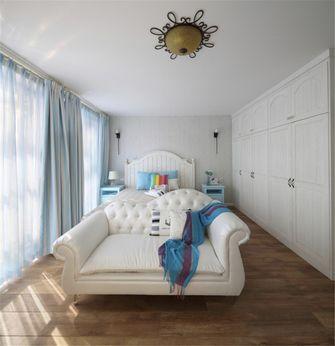 120平米四地中海风格卧室装修效果图