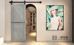 140平米四室两厅美式风格储藏室设计图