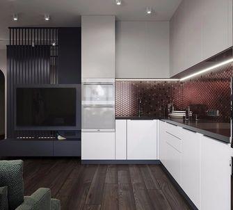 60平米新古典风格厨房装修案例