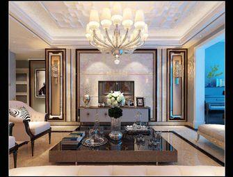经济型140平米四室两厅混搭风格客厅设计图