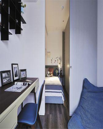 70平米三室一厅混搭风格卧室装修图片大全
