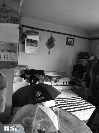 经济型40平米小户型现代简约风格卧室欣赏图