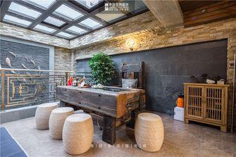 140平米别墅法式风格阳光房设计图