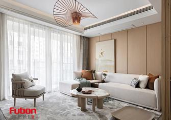 5-10万140平米四室三厅日式风格客厅图