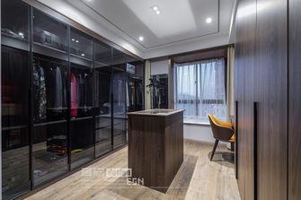 20万以上140平米四室两厅现代简约风格衣帽间欣赏图