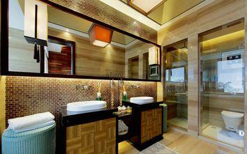 10-15万140平米四室三厅东南亚风格卫生间图片