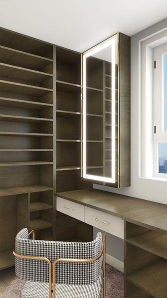 50平米一室一厅现代简约风格衣帽间装修效果图