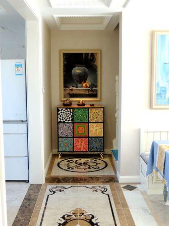 140平米三室四厅法式风格玄关欣赏图