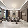 140平米三室一厅中式风格客厅效果图