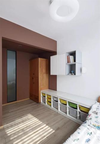 100平米现代简约风格儿童房效果图