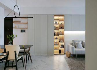100平米三室一厅现代简约风格客厅设计图