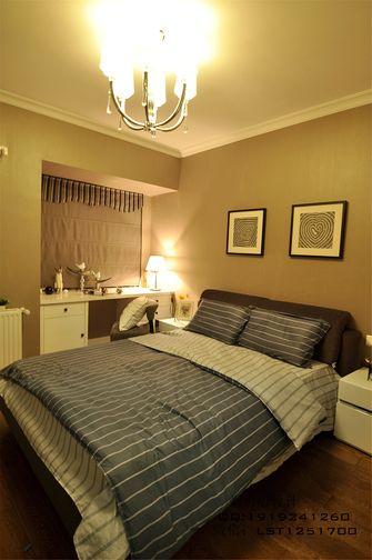 15-20万90平米现代简约风格卧室装修效果图