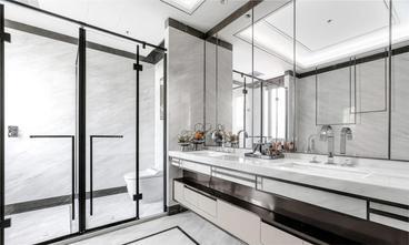 140平米三室两厅东南亚风格卫生间欣赏图