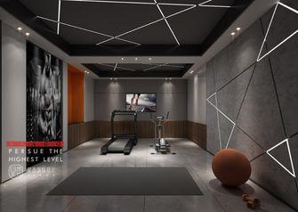 豪华型140平米别墅现代简约风格健身室装修案例