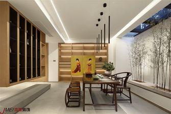 140平米别墅日式风格阁楼图