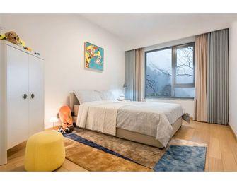 100平米三室两厅宜家风格卧室装修效果图