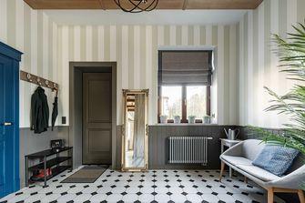 90平米三室一厅北欧风格阁楼设计图