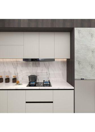 140平米四其他风格厨房装修案例