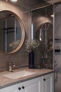110平米公寓法式风格卫生间装修效果图