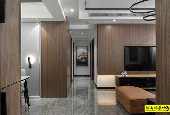 140平米四室一厅现代简约风格走廊设计图