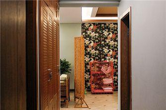 富裕型100平米三室两厅东南亚风格玄关欣赏图