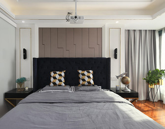 100平米三室三厅其他风格卧室设计图