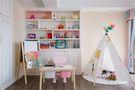 120平米三室两厅欧式风格儿童房装修图片大全