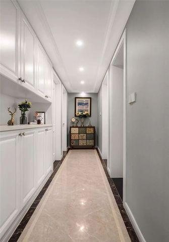 130平米三美式风格走廊欣赏图