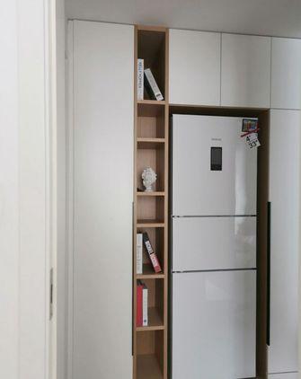70平米三室两厅现代简约风格走廊效果图