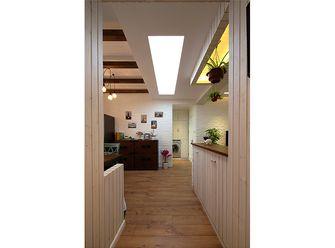 60平米一室一厅地中海风格走廊图