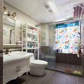 60平米公寓新古典风格卫生间效果图