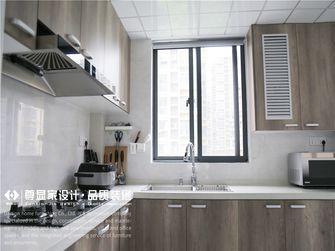 80平米新古典风格厨房效果图