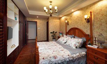 120平米三室一厅地中海风格卧室欣赏图
