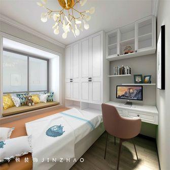 110平米三新古典风格卧室装修案例