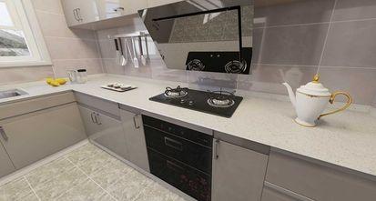 80平米中式风格厨房装修图片大全