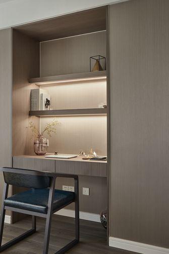 130平米三室两厅混搭风格书房装修案例