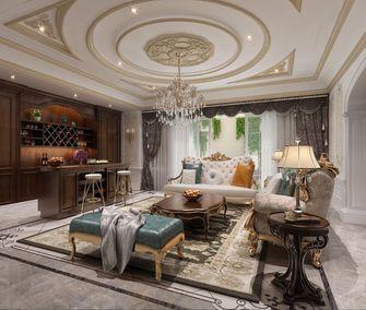 豪华型140平米别墅法式风格储藏室设计图