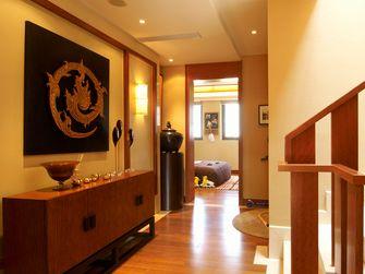 富裕型120平米东南亚风格走廊图片大全