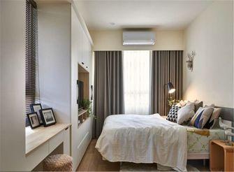 110平米公寓北欧风格卧室图片大全