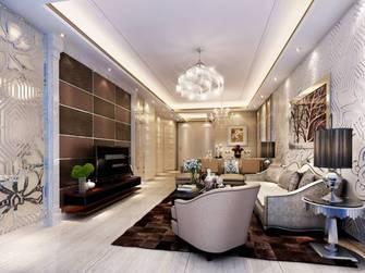 简欧风格客厅设计图