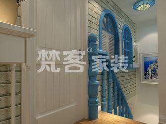 经济型90平米复式地中海风格阁楼装修效果图