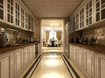 3万以下140平米四室四厅欧式风格走廊效果图