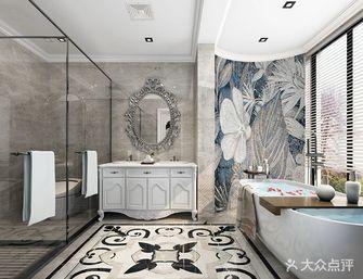 140平米三室一厅法式风格卫生间装修图片大全