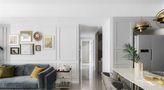 110平米三室两厅北欧风格走廊效果图