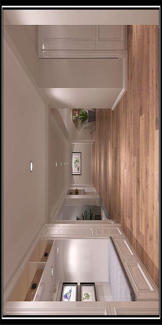 140平米三混搭风格走廊装修图片大全