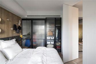 120平米三室两厅混搭风格卧室图